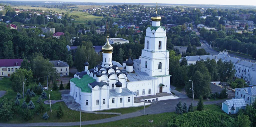 Свято-Троицкий кафедральный собор г. Вязьма